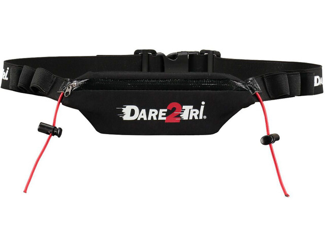 Dare2Tri Pocket Racebelt black